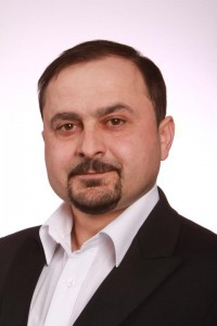 Topoleanu Nicolae - Primar Oras Macin