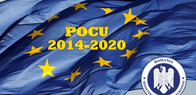 ANUNȚ SELECȚIE PARTENERI ÎN CADRUL PROGRAMULUI OPERAȚIONAL CAPITAL UMAN 2014-2020 (POCU)